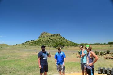 The Battlefield of Isandlwana