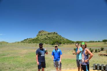 The Battlefield of Isandlwana